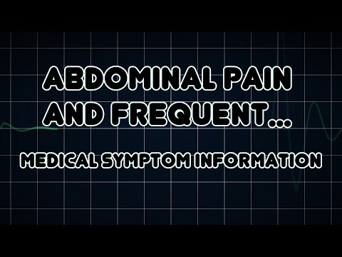 hqdefault - Frequent Urination Abdominal Pain Back