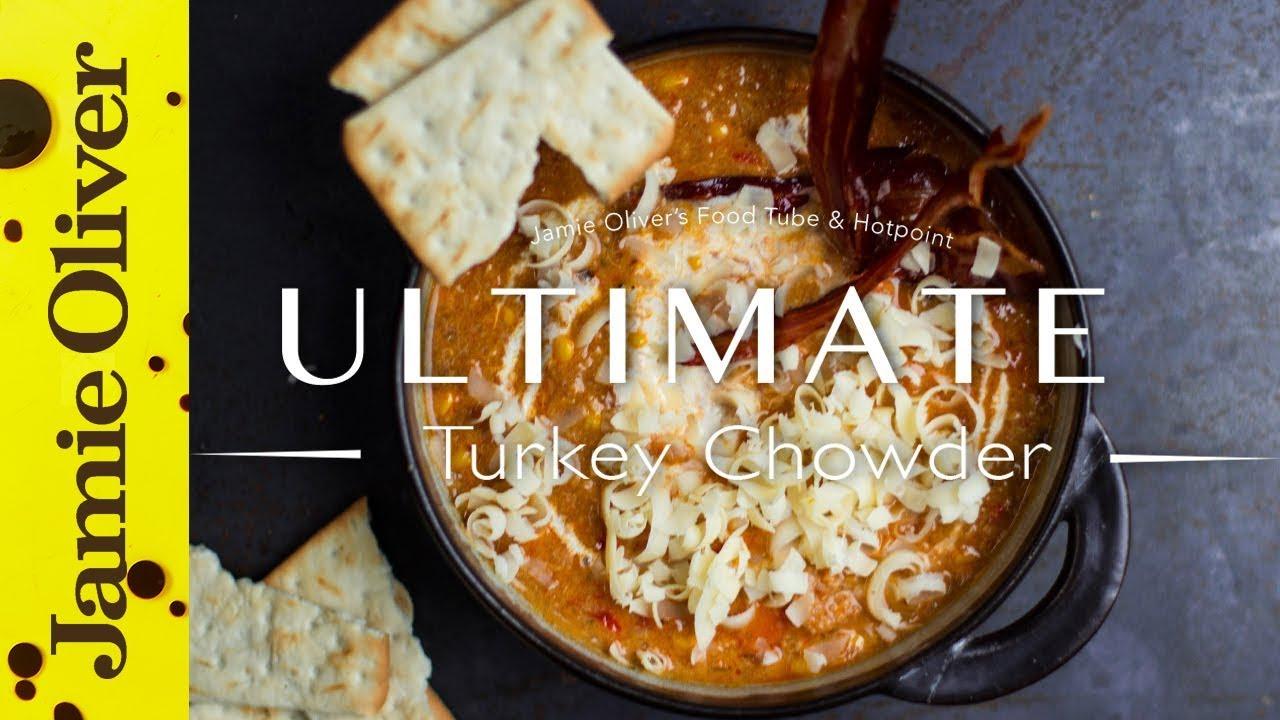 The Ultimate Turkey Chowder Dj Bbq In 2k Youtube