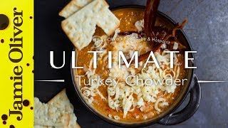 The Ultimate Turkey Chowder | DJ BBQ - in 2k