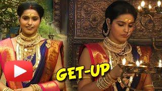 Surabhi Hande Aka Mhalsa's Get Up In Jay Malhar - Zee Marathi Serial