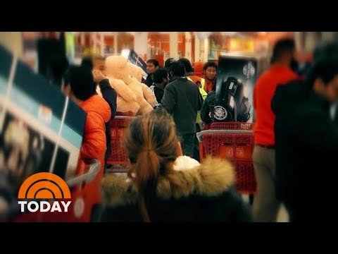Pre-Black Friday Deals Beckon Shoppers On Thanksgiving Day | TODAY