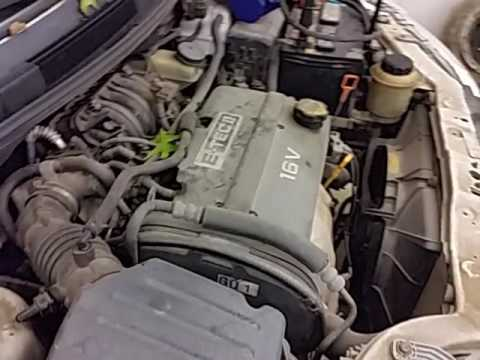 Ci0807 2008 Chevy Aveo Ls 16l Engine Youtube