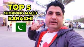 Top 5 Shopping Malls in Karachi | Shopping Malls in Pakistan