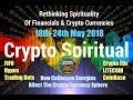 Crypto Energies 18th - 24th May 2018 Crypto Integrity Rating LITECOIN, COINBASE, CRYPTOFLIX