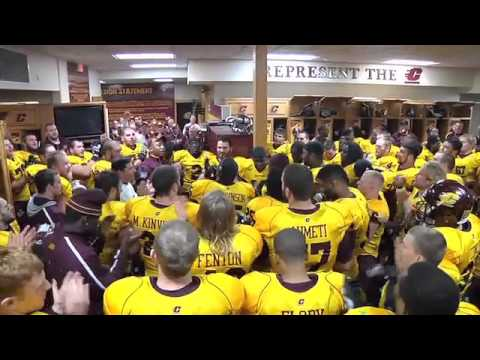 Central Michigan Football Fight Song