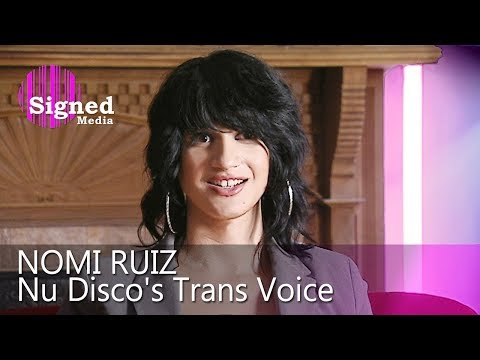 Nomi Ruiz from Jessica 6 - Interview with the Trans Singer & Model  (2009)