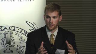 Colin Steele on the Millennial Generation's Moral Priorities