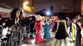 """""""A Glimmer In The Dark"""" Fashion Show 2014"""