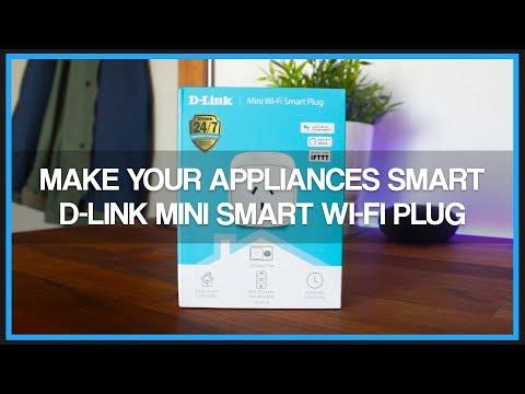 D-Link Mini Wi-Fi Smart Plug (DSP-W118) - Review