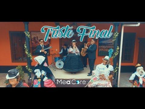 TRISTE FINAL Nayda Gutiérrez TUNANTADA 2018 VIdeo Oficial