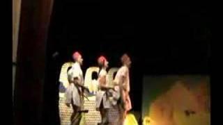 The Egyptian Sand Dance