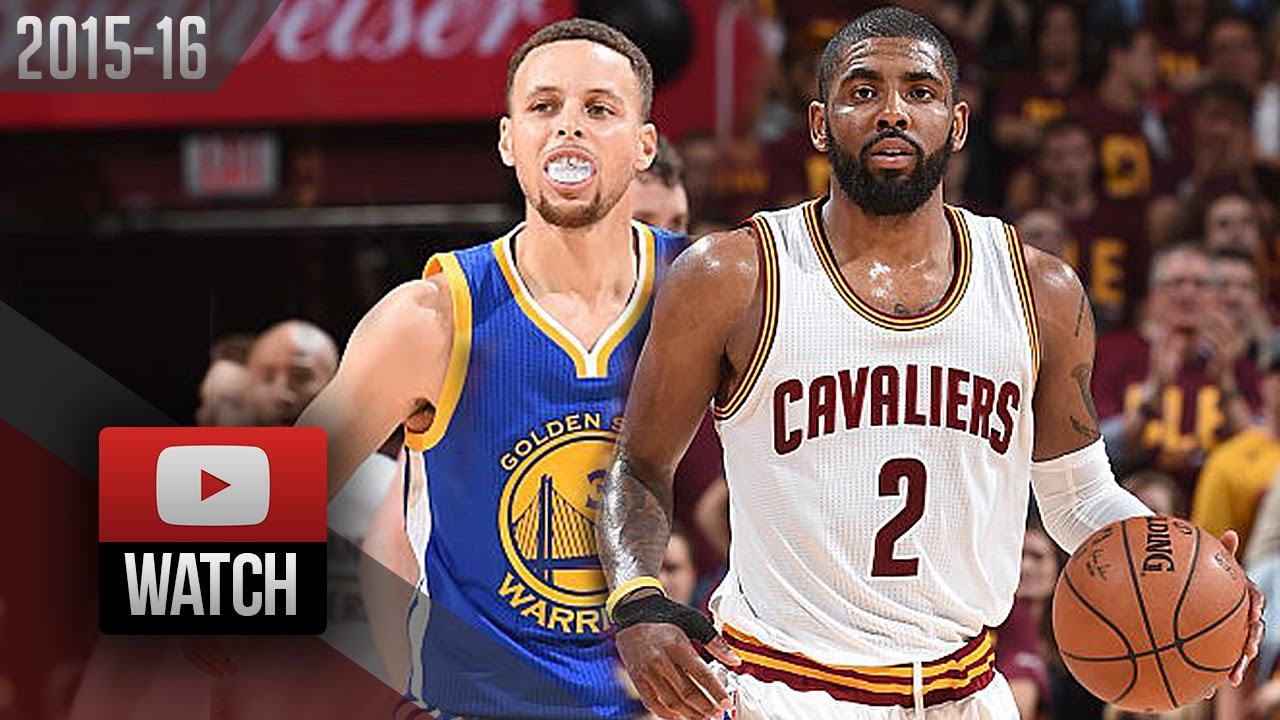 7b89d13add2f Stephen Curry vs Kyrie Irving Game 4 Duel Highlights 2016 Finals Cavaliers  vs Warriors - EPIC! - YouTube