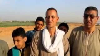 بالفيديو.. أهالى كفر رمادة يستغيثون بالنواب لصرف تعويضات عن أراضيهم بالطريق الإقليمى
