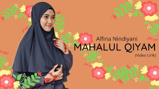 Download Alfina Nindiyani - Mahalul Qiyam (Video Lirik)