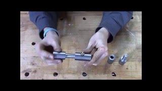 Making weld on hinges