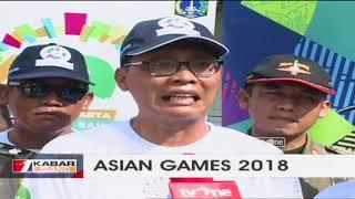 Download Video Sambut Asian Games 2018, Warga Jakarta Mengikuti Pawai Obor MP3 3GP MP4