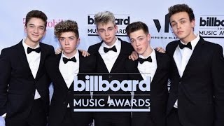 Why Don't We • Billboard's Music Awards 2017