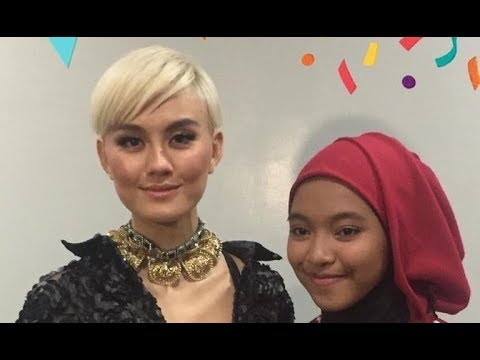 AGNEZ MO & Sharla - Grand Final The Voice Kids Indonesia Season 2
