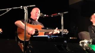 Christy Moore -- Fairytale Of New York, Glengarriff , Cork 8-29-2015