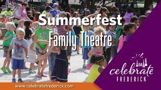Summerfest Family Theatre - 2019