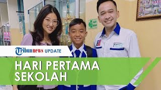 Pesan Menyentuh Ruben Onsu untuk Betrand Peto di Hari Pertama Sekolah di Jakarta
