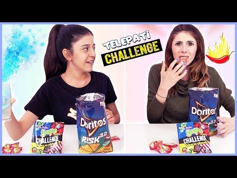 Yupo Challenge Doritos Risk Ekşi Yüz Telepati Challenge Eğlenceli Çocuk Videosu Dila Kent
