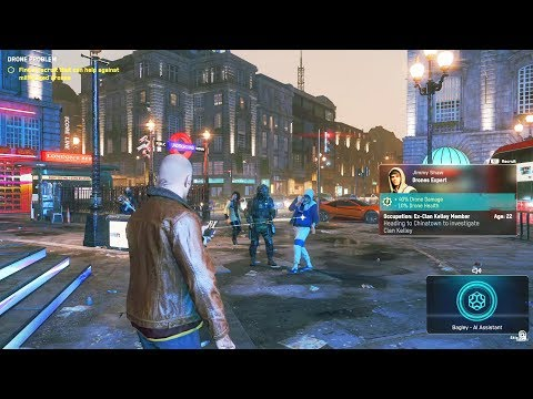 Watch Dogs 3: Legion Gameplay (London)