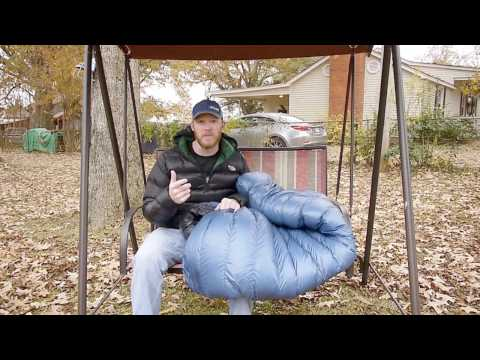 GSMNP PHGT, Part 1: ZPacks 20F Sleeping Bag