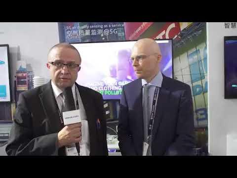 Mobile World Congress Shanghai 2018