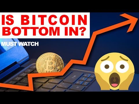 Is Bitcoin Bottom In For 2019? - Buy Now!