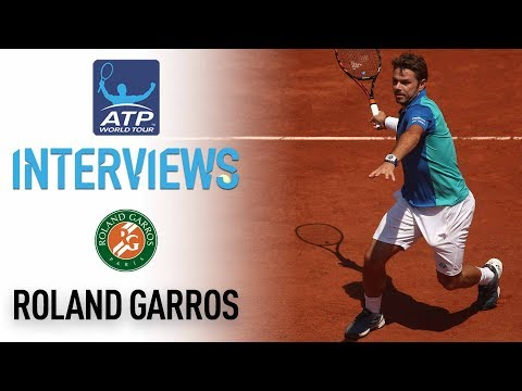 Wawrinka Thriving In Underdog Role Roland Garros 2017