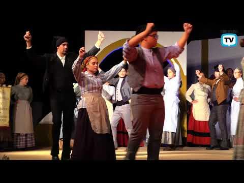 Abitureiras recebeu XXVI Festival e VII Mostra Ibérica de Folclore
