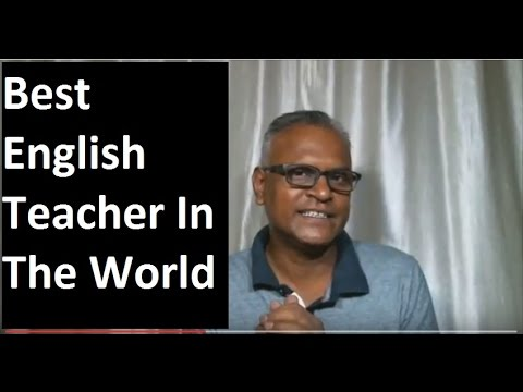 Best English Teacher In the World! Best English Teacher In India! Conditional Sentences!