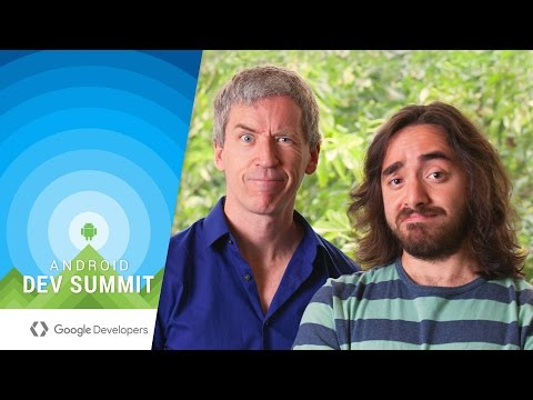 RecyclerView Animations and Behind the Scenes (Android Dev Summit 2015)