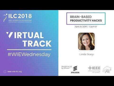 #WIEWednesday 2018: Brain-Based Productivity Hacks