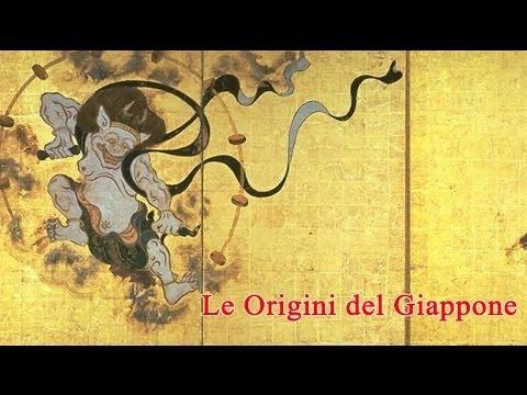 Mitologia giapponese le origini del giappone