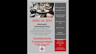 Adulting 101   Business Networking and Dining Etiquette