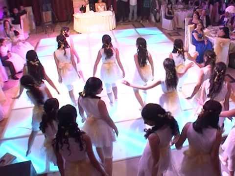 Peponi (the Piano guys) Wedding Group Dance