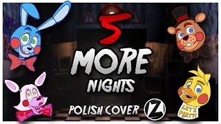 - FNAF 2 Rap by JT Machinima Five More Nights Polish cover
