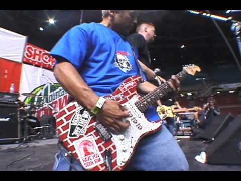 The Faction -Skate and Destroy Live at Slam City Jam