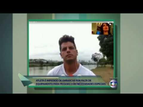 Ex-BBB Fernando Fernandes desabafa sobre problema em voo no Rio