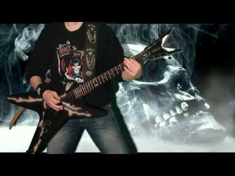 Silverlane - ''Fallen Angels'' (Rhythm Guitar Cover)