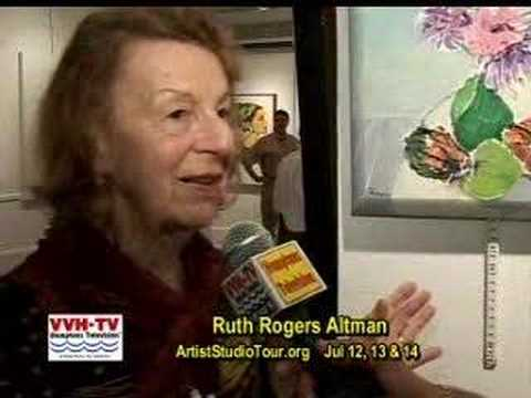 VVH-TV Presents: The Artists Alliance Studio Tour