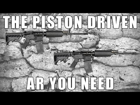 The Piston Driven AR You Need