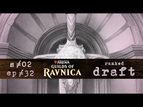 radio Kyoto s02 ep32 | Guilds of Ravnica Draft | MTG Arena