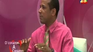 Juan Carlos Bisonó Entrevista D'Corazon a Corazon part 2
