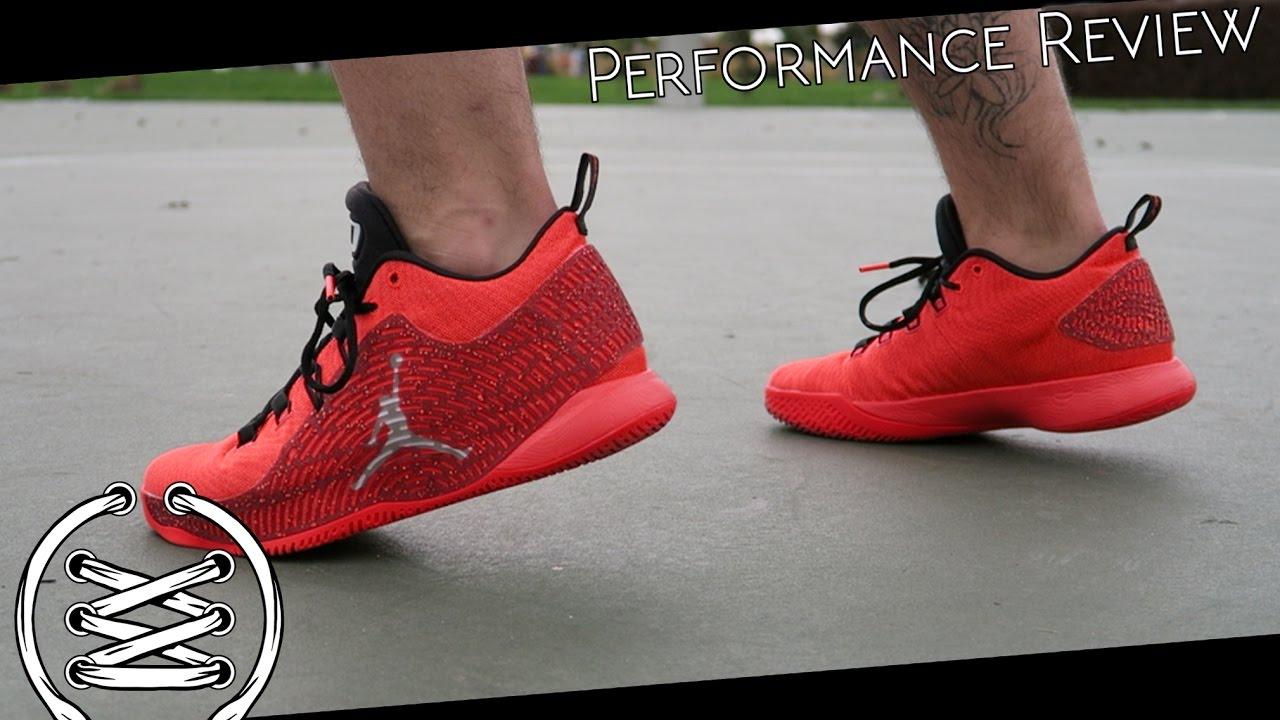 Salir exterior extremadamente  Jordan CP3.X Performance Review - YouTube