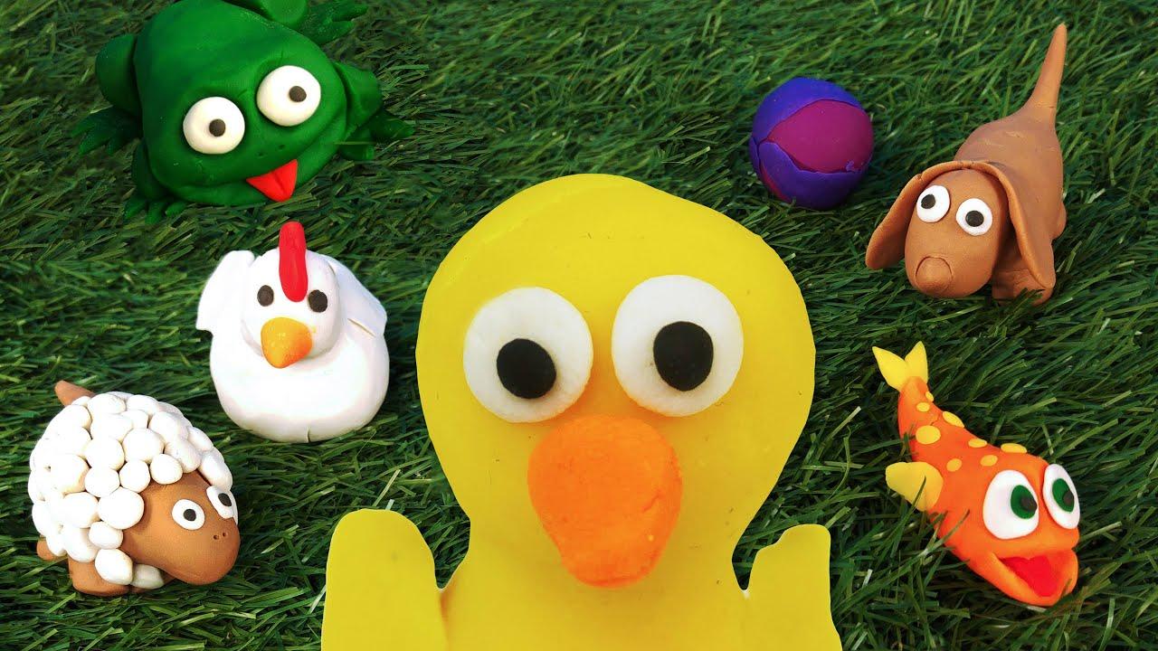Aprender los colores con animales - Cuentos infantiles en español ...