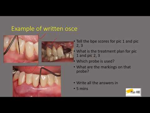 OSCE: Introduction: Part 1 (written Osce)(ORE PART 2)