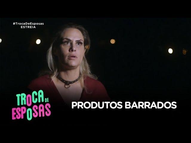 Aritana Maroni conhece família vegana e tem cosméticos confiscados